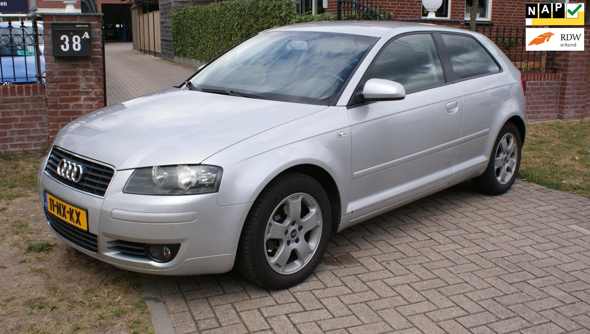 Audi A3 occasion - Autoservice Wachtmeester