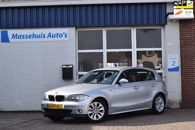 BMW 1-serie 116i High Executive Clima Cruise contr. 159dkm