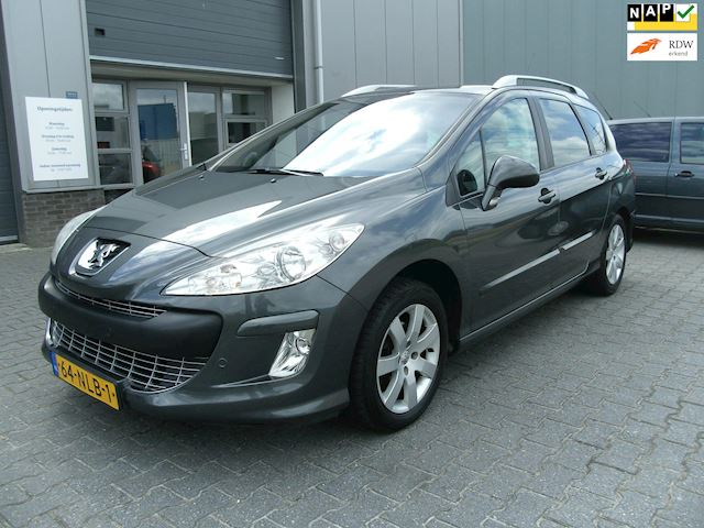 Peugeot 308 SW 1.6 VTi Sublime Automaat/Clima/PDC/Cruise
