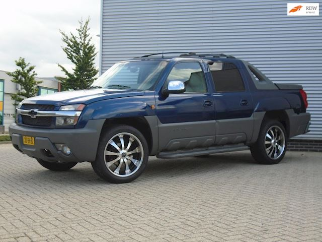Chevrolet USA Avalanche 5.3 4WD 1500 ..MET 22