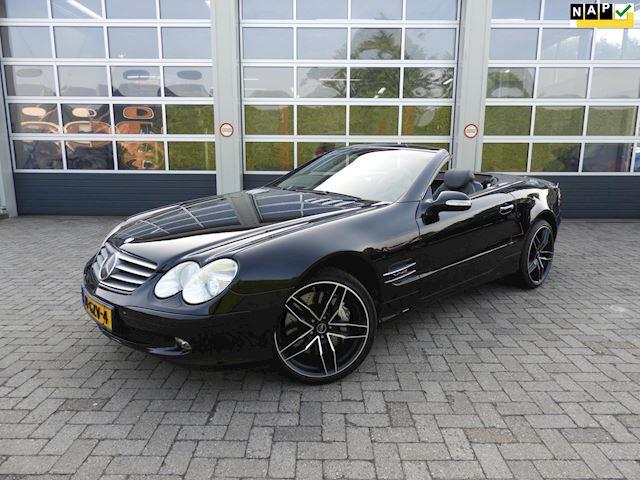 Mercedes-Benz SL-klasse 600 V12