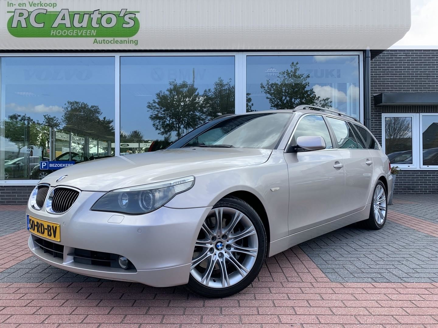 BMW 5-serie Touring occasion - RC Auto's Hoogeveen
