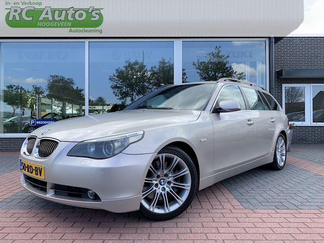 BMW 5-serie Touring 545i High Executive INDIVIDUAL-PARELMOER-VOL !!