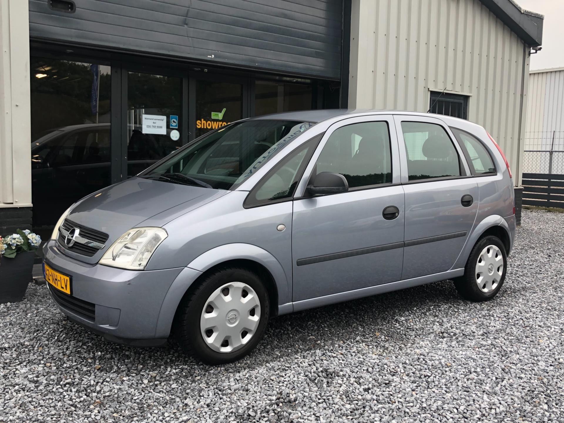 Opel Meriva occasion - Auto Zuiderzee