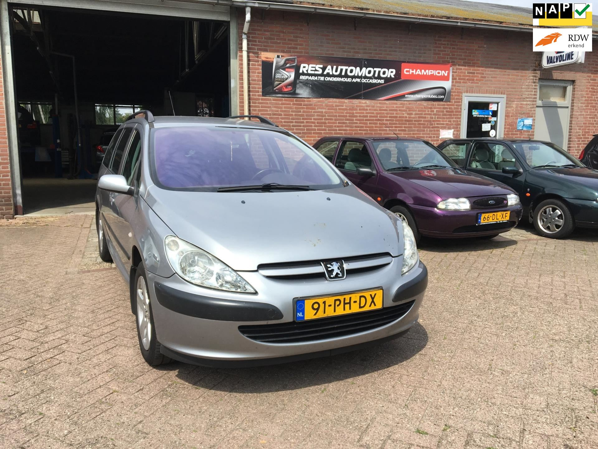 Peugeot 307 Break occasion - RESAUTOMOTOR