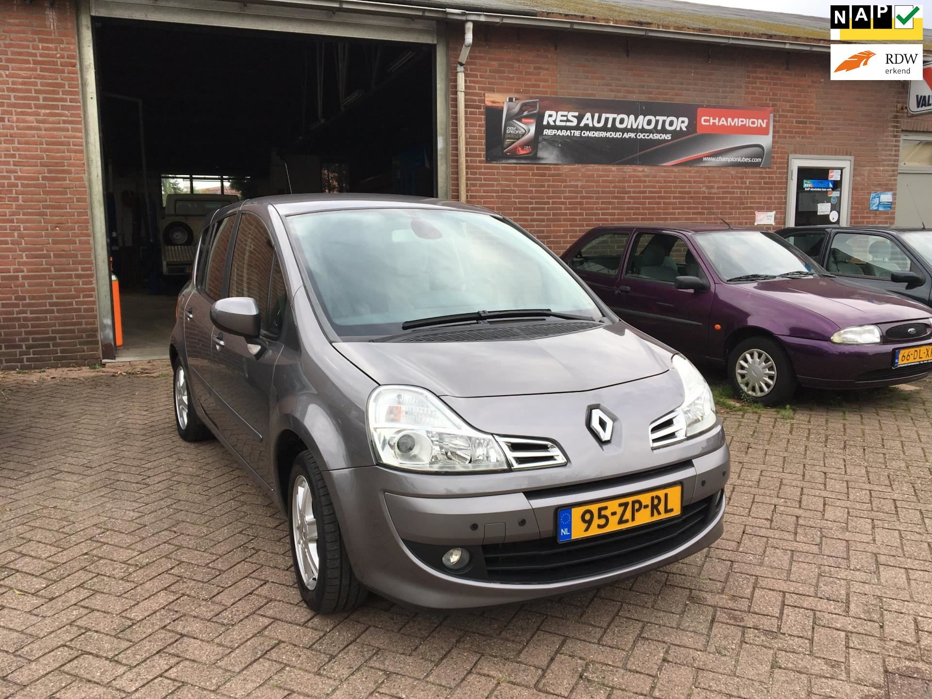 Renault Grand Modus occasion - RESAUTOMOTOR