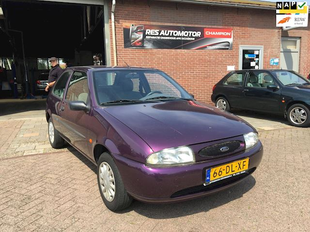 Ford Fiesta occasion - RESAUTOMOTOR