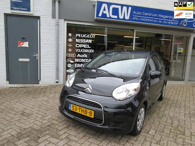 Citroen C1 1.0-12V Selection