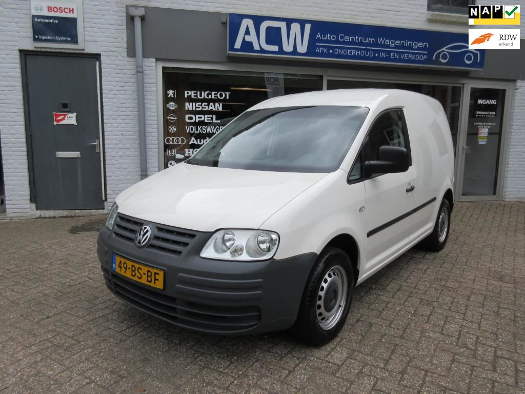 Volkswagen Caddy occasion - Auto Centrum Wageningen