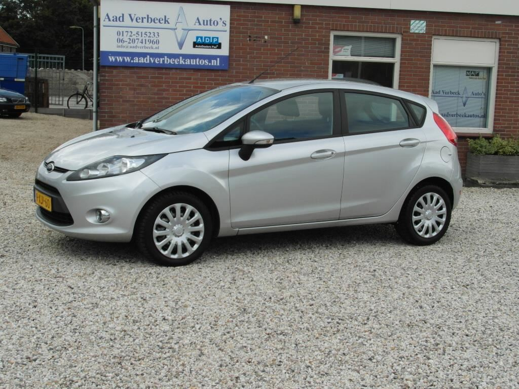 Ford Fiesta occasion - Aad Verbeek Auto's