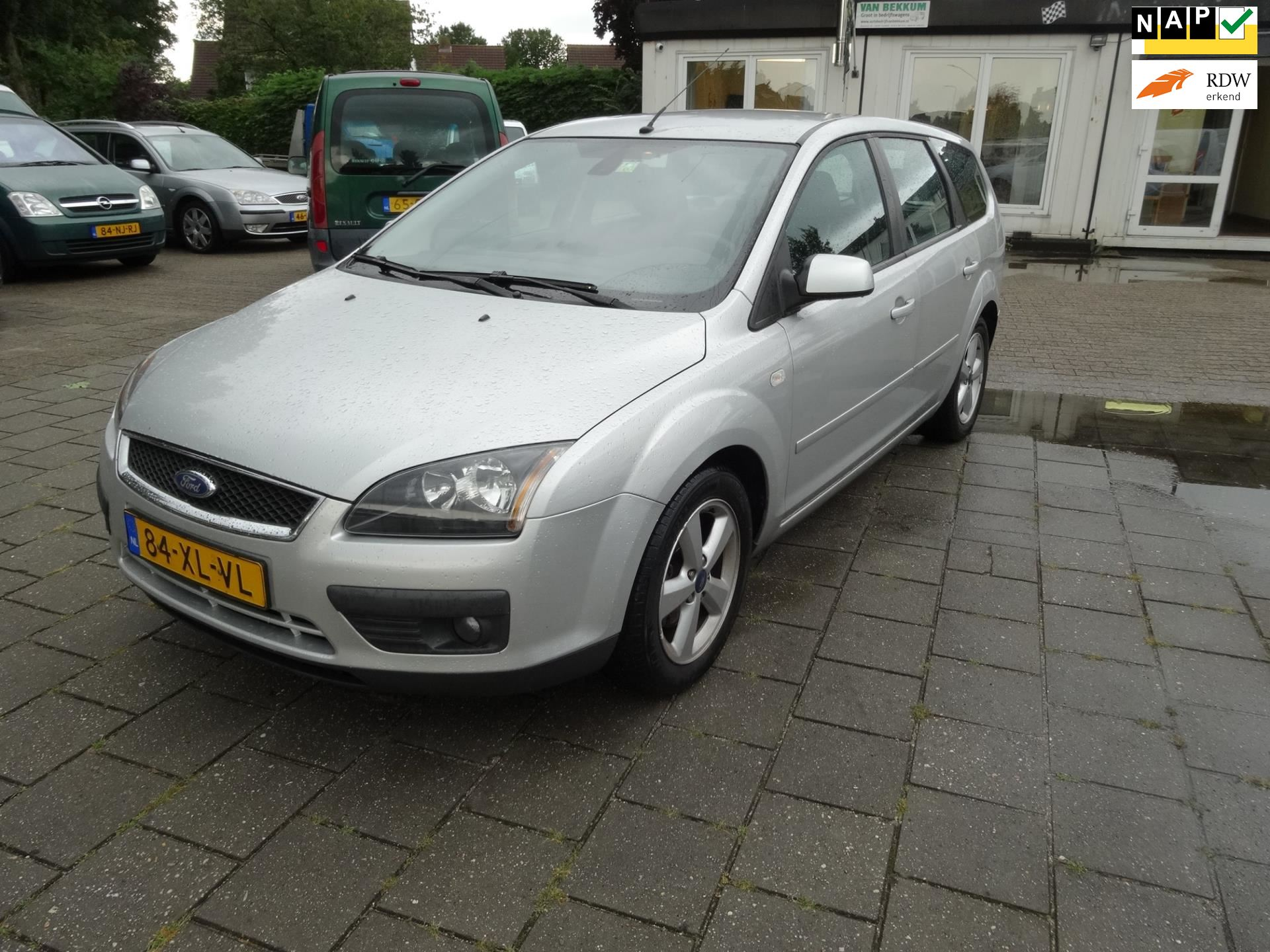 Ford Focus Wagon occasion - Handelsonderneming M.A.C.