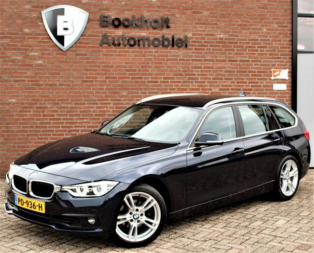 BMW 3-serie Touring 318i Executive Full LED, 165pk optioneel, Automaat, 2017
