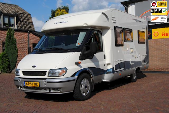 Hobby T 600 FC occasion - Carservice Verbeek