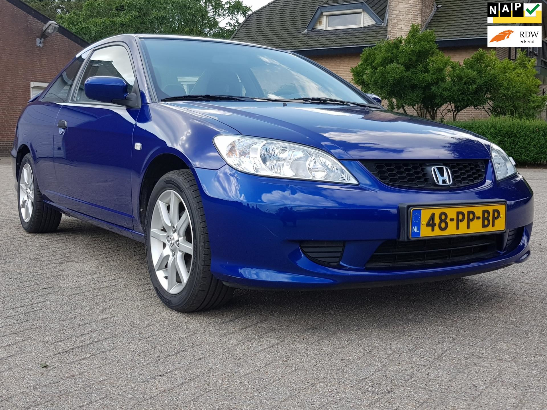 Honda Civic Coupé occasion - Mathijssen Auto's