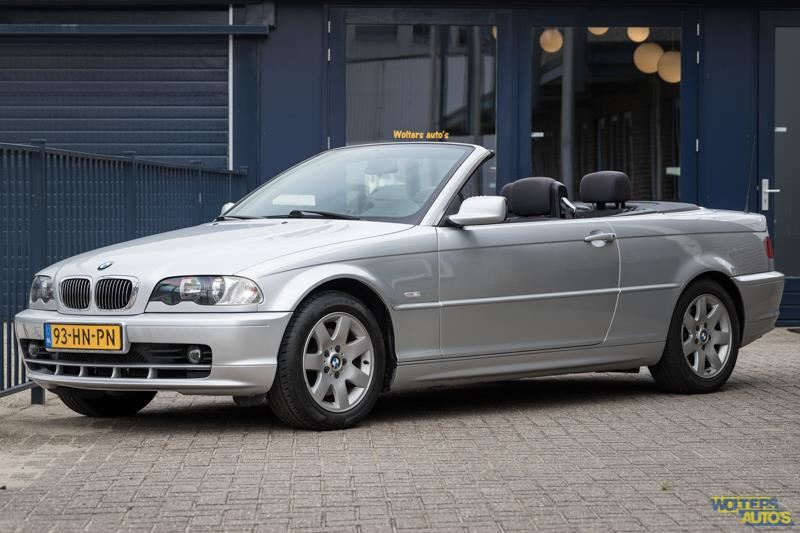 BMW 3-serie occasion - Wolters Auto's