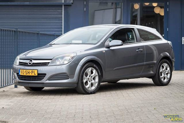 Opel Astra GTC occasion - Wolters Auto's