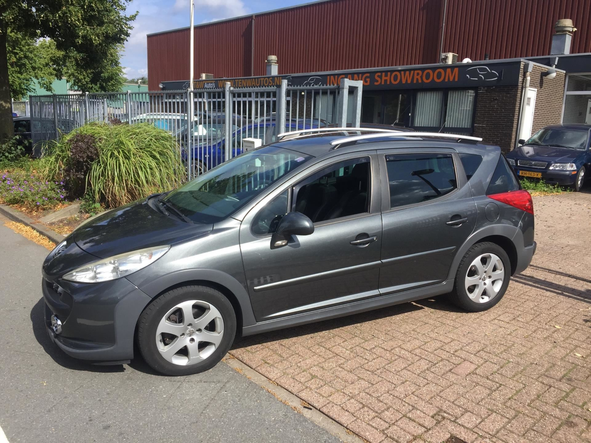 Peugeot 207 SW Outdoor occasion - T&W Auto's