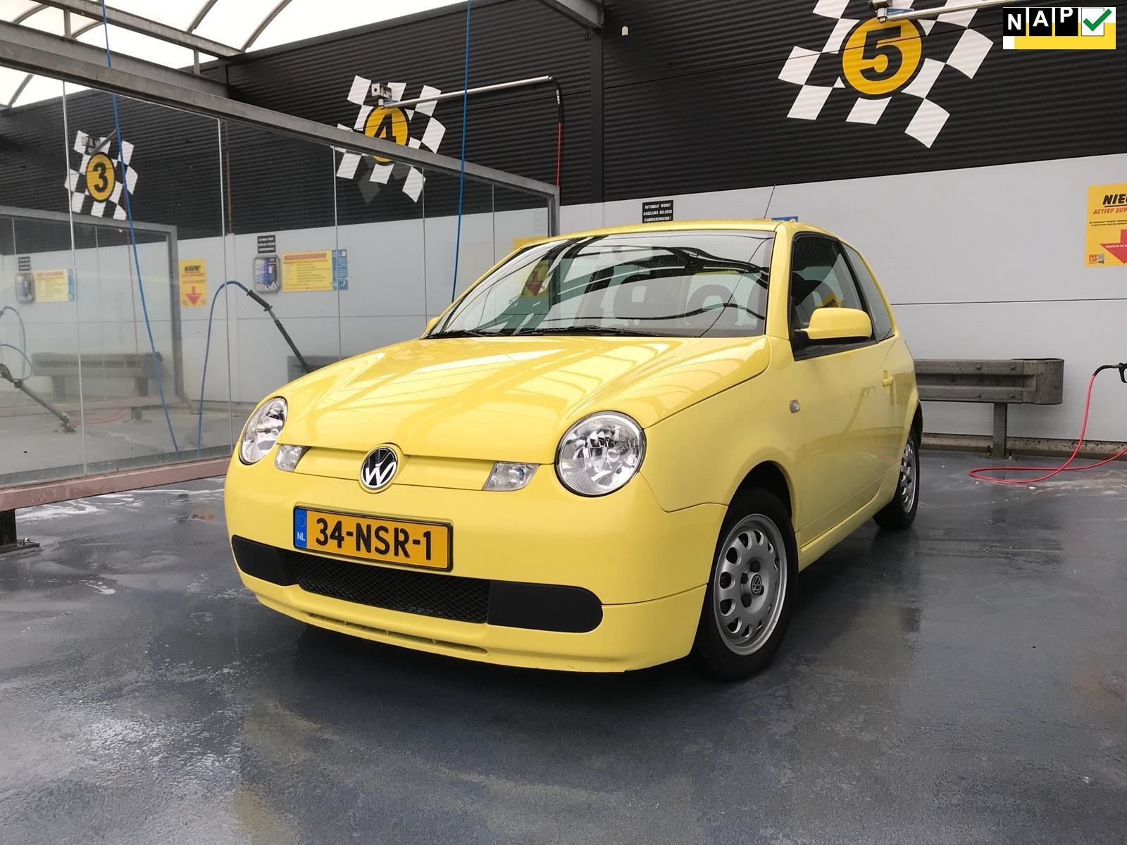 Volkswagen Lupo occasion - Pitstop Car Trading