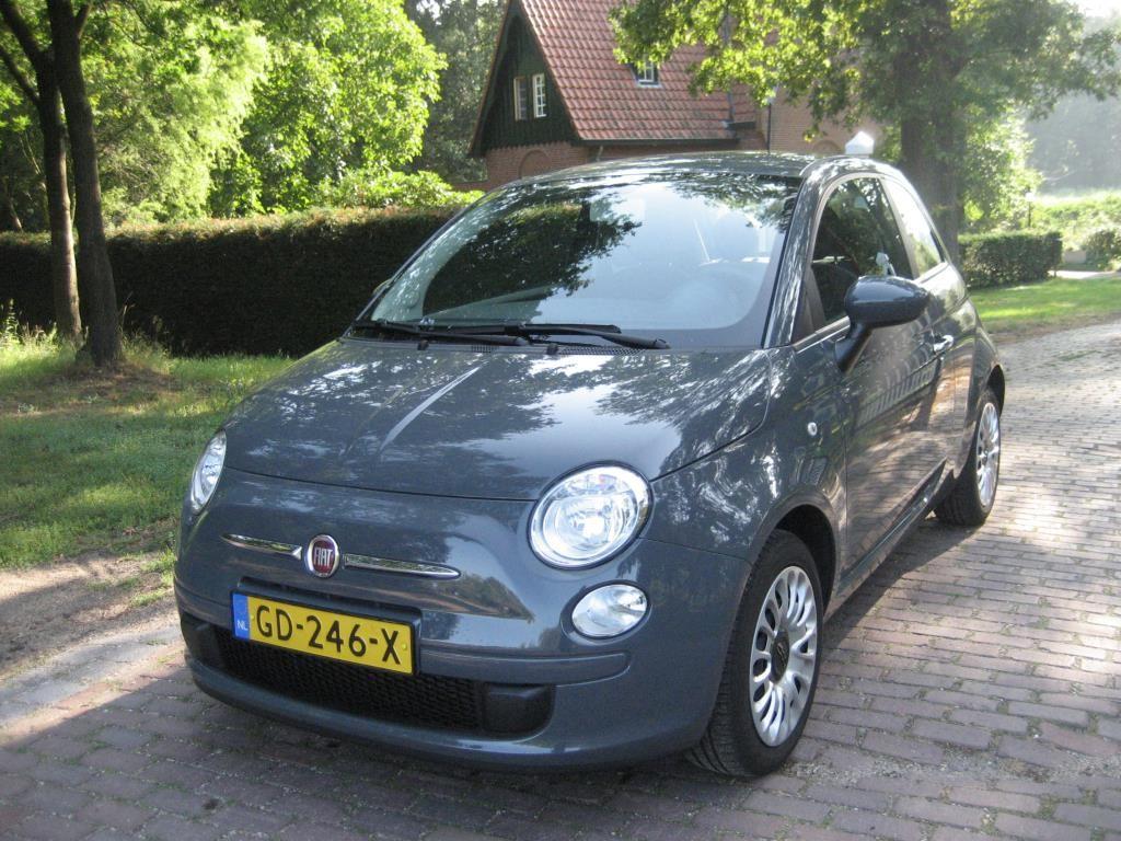Fiat 500 occasion - Autobedrijf Ad Verhallen