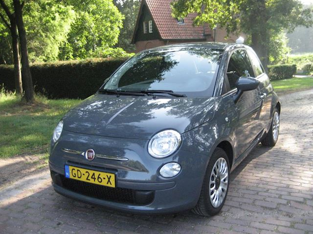 Fiat 500 1.0 Twin-air  / Start stop / Airco /1e eig.
