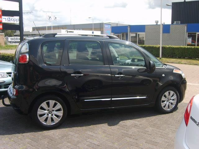 Citroen C3 Picasso 1.6 VTi Exclusive airco cruis 4x elk ramen trekhaak