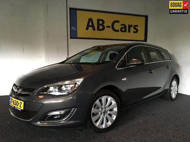 Opel Astra Sports Tourer 1.4 Turbo Cosmo met Navigatie
