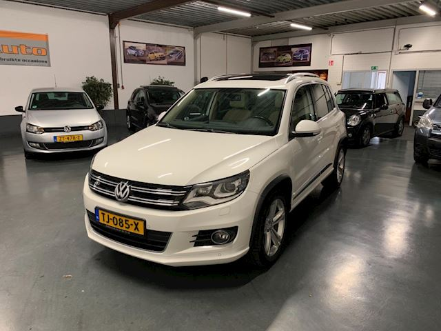 Volkswagen Tiguan 2.0 TDI Sport&Style 4motion R-line Edition