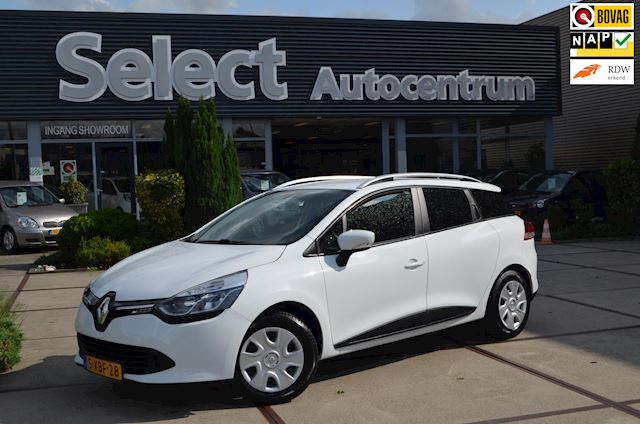Renault Clio Estate 1.5 dCi ECO Expression Navi | Pdc | Cruise | NAP