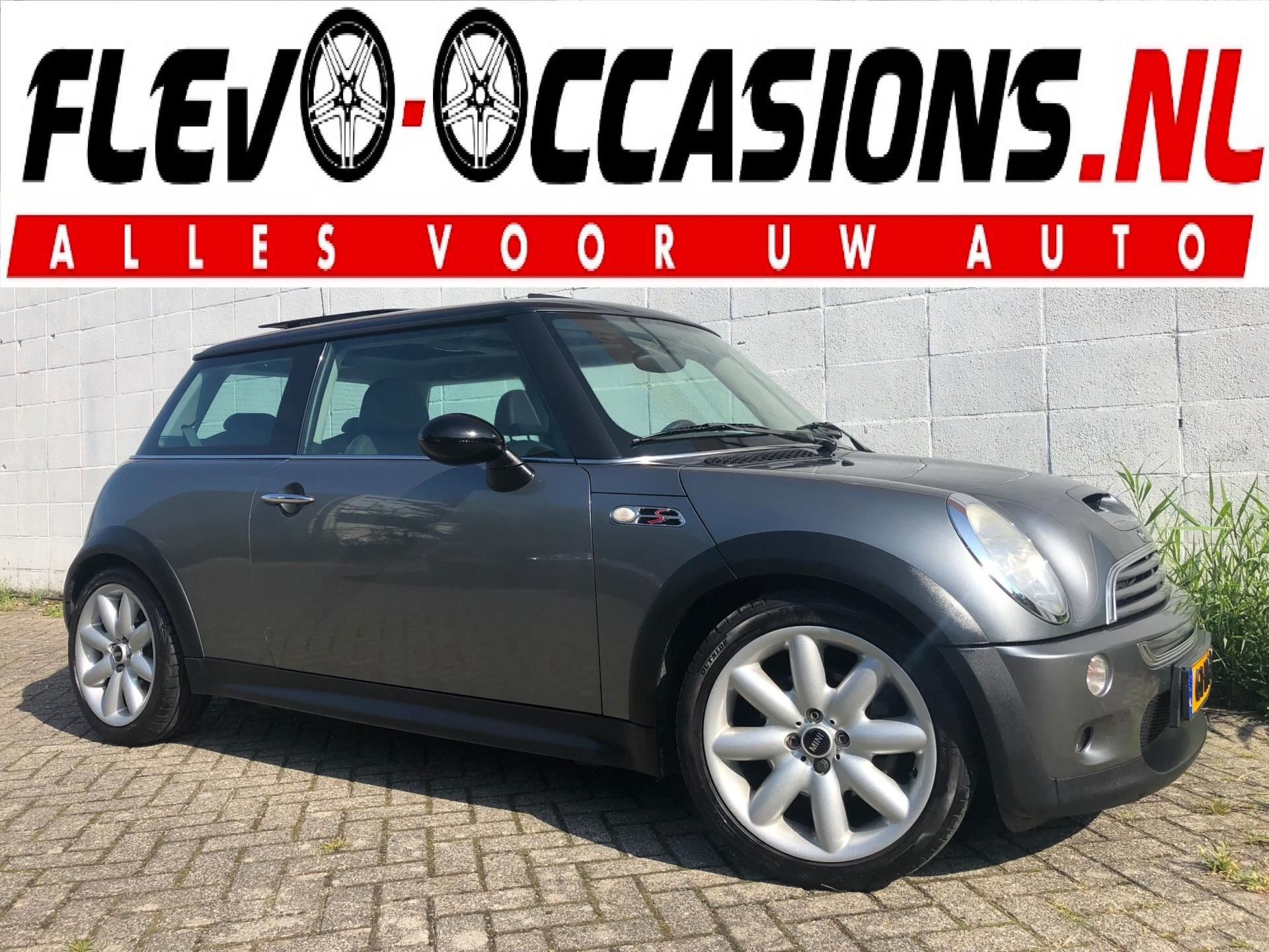 Mini Cooper S 1.6 Chillo occasion - Flevo Occasions