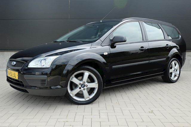 Ford Focus Wagon 1.6 16V Airco Trekhaak Cruise