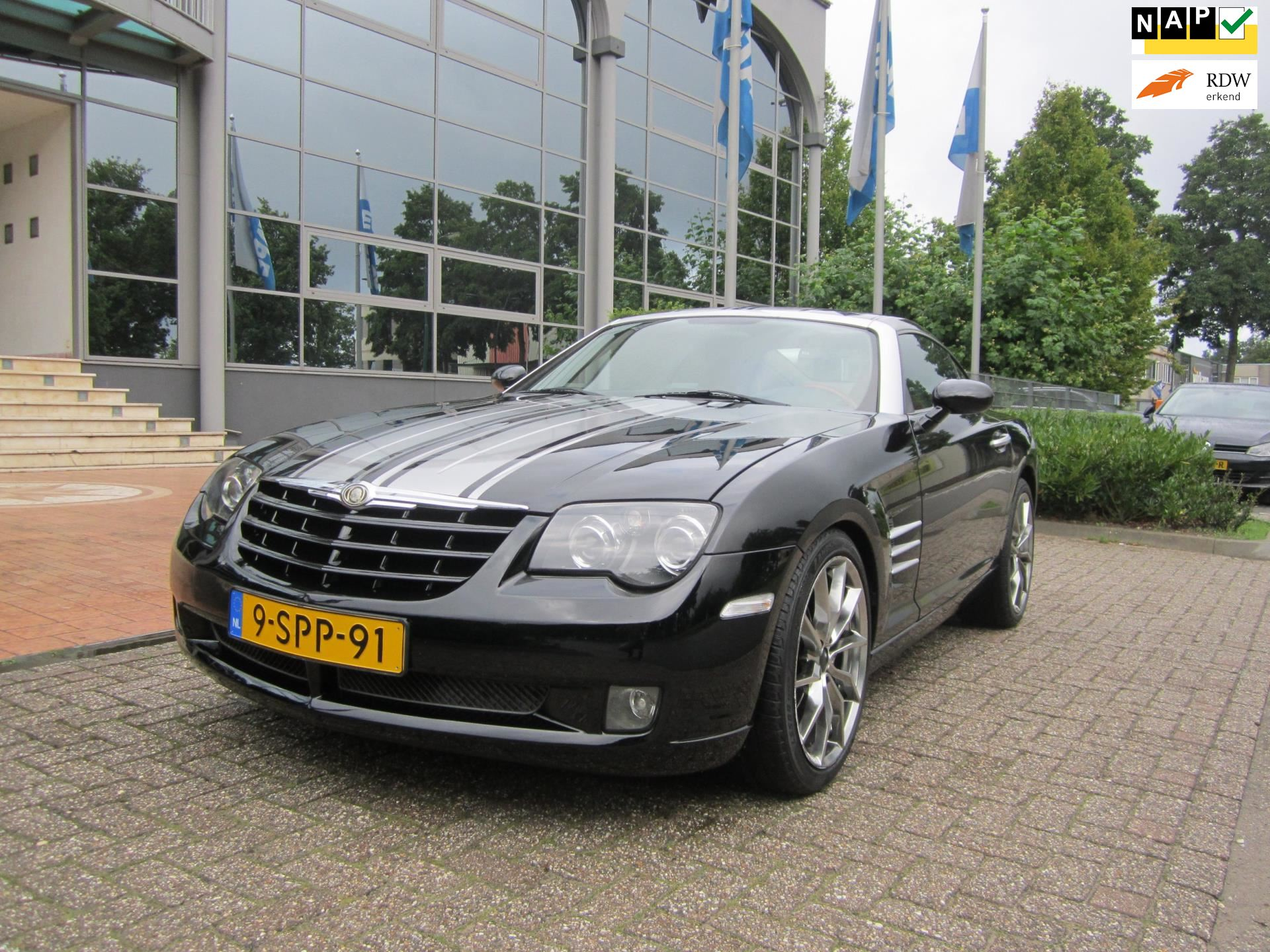 Chrysler Crossfire occasion - HG Auto's