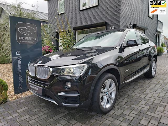 BMW X4 2.8i xDrive High Executive 180KW   Origineel Nederlands!