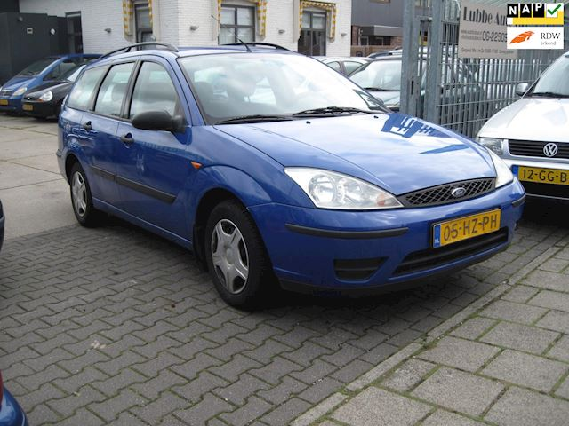 Ford Focus Wagon 1.4-16V Cool Edition airco elek pak nap nw apk
