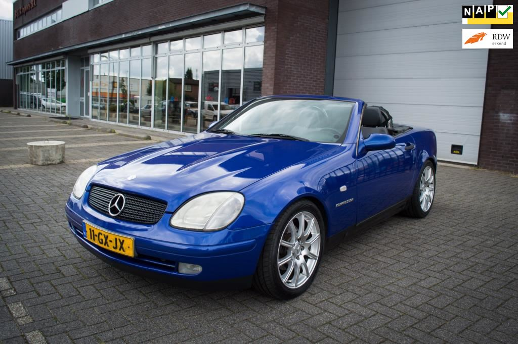 Mercedes-Benz SLK-klasse occasion - Royal Rides