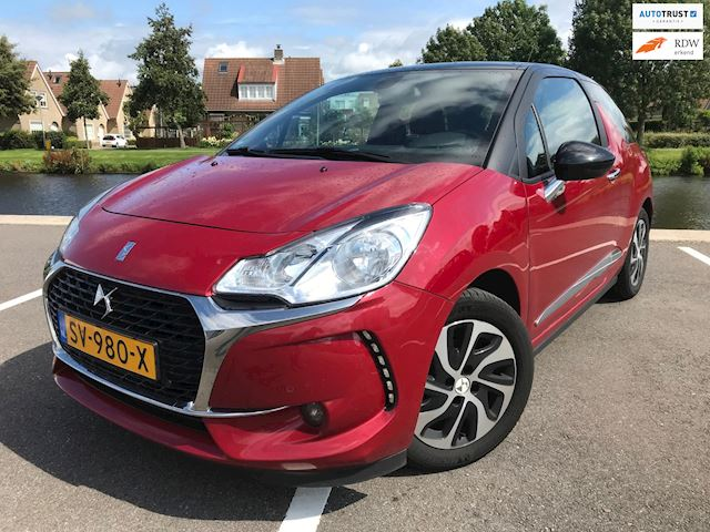 DS 3 1.2 PureTech So Chic NAVI CLIMA CRUISE PDC V+A LMV