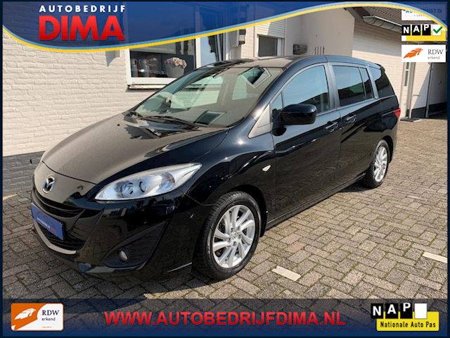 Mazda 5 2.0 Business / 7 Pers/ ECC/ Cruise Control
