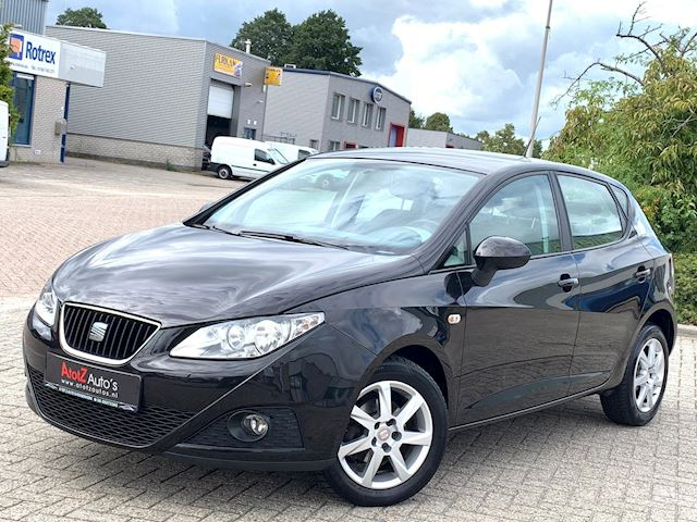Seat Ibiza 1.4 Style 5 DRS l AIRCO l STOELVERW l CRUISE CONT