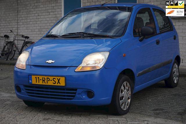 Chevrolet Matiz occasion - Binck Autobedrijf Rijswijk