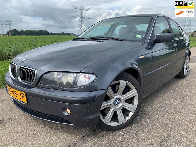 BMW 3-serie 330d Executive Leder