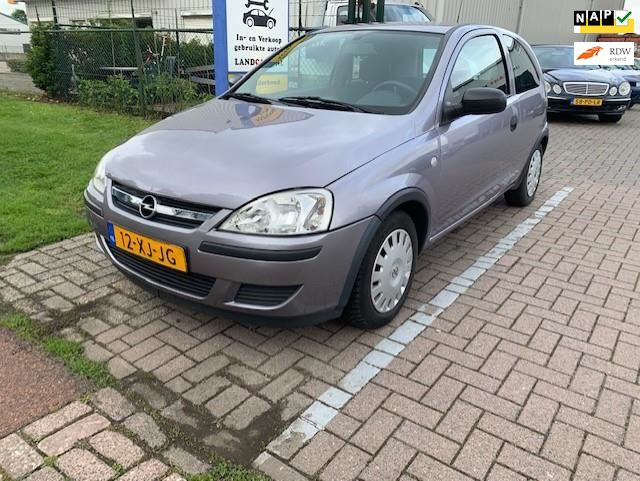 Opel Corsa occasion - Land Cars Middelburg