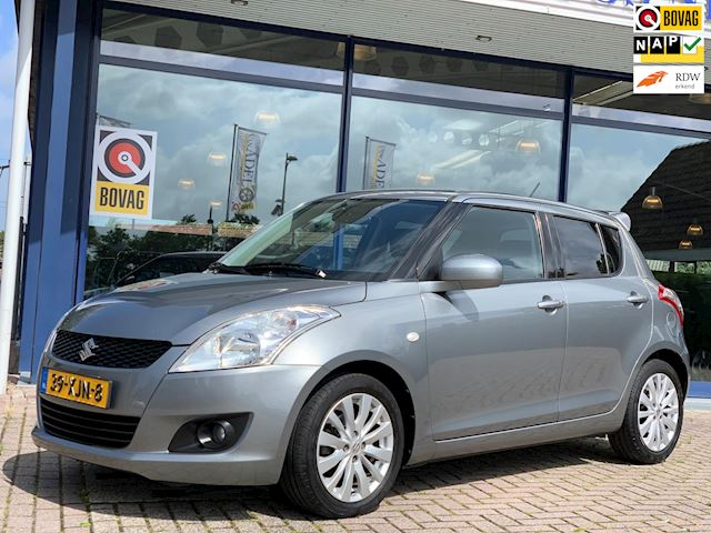 Suzuki Swift 1.2 Exclusive EASSS NL-Auto NAP Clima Cruise LmVelgen Dealeronderhouden!