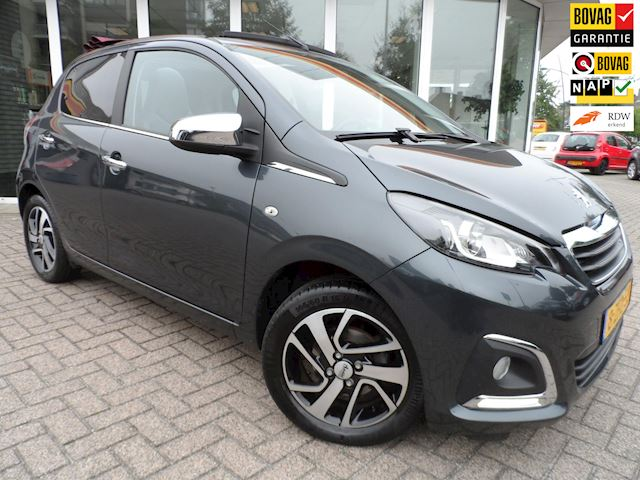 Peugeot 108 1.0 VTi Allure TOP! Lederen bekleding - Full Options!