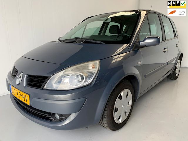 Renault Scénic 1.6-16V Business Line Climate+Cruise control Keyless go Trekhaak