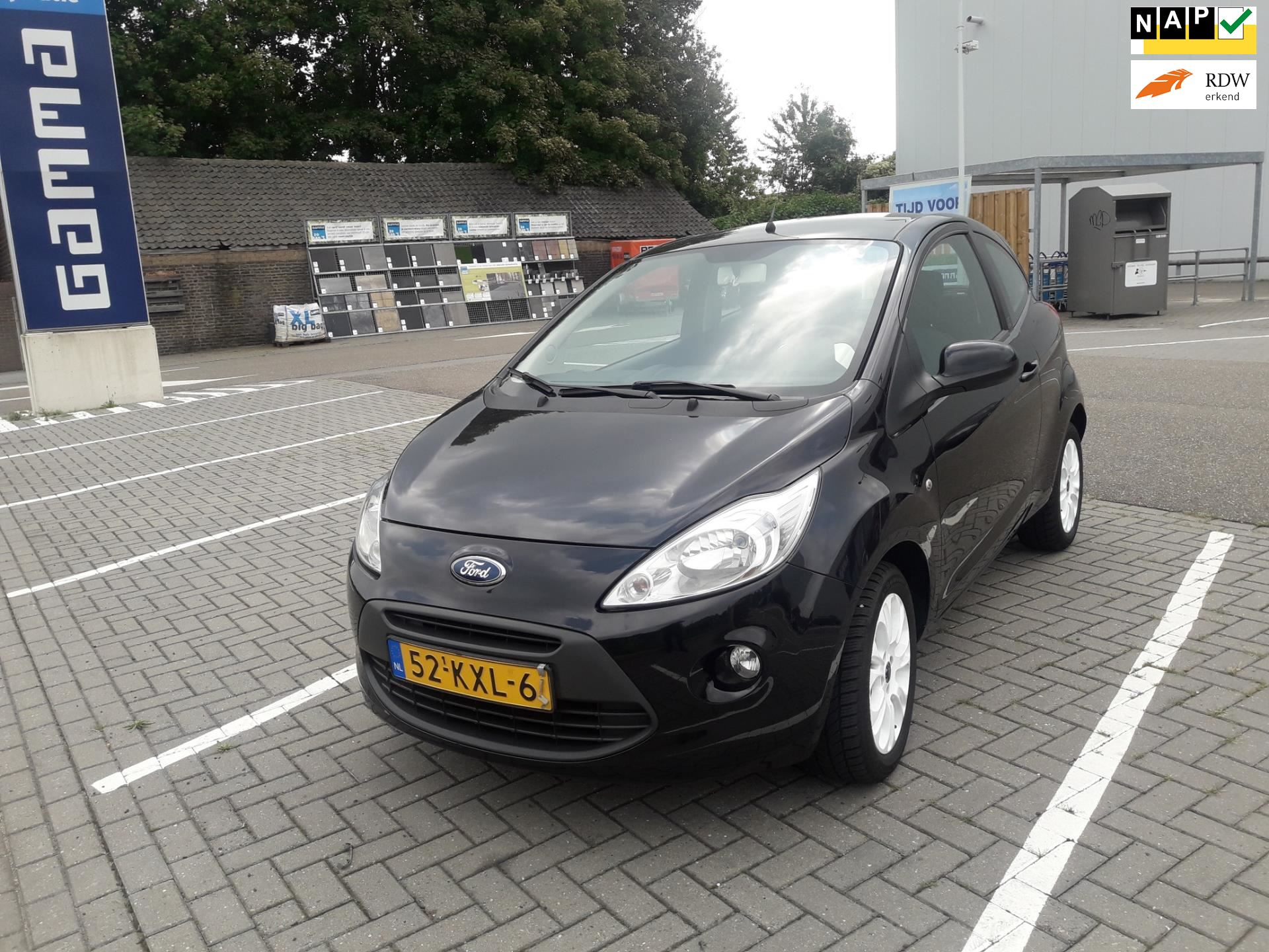 Ford Ka occasion - WK Autoservice