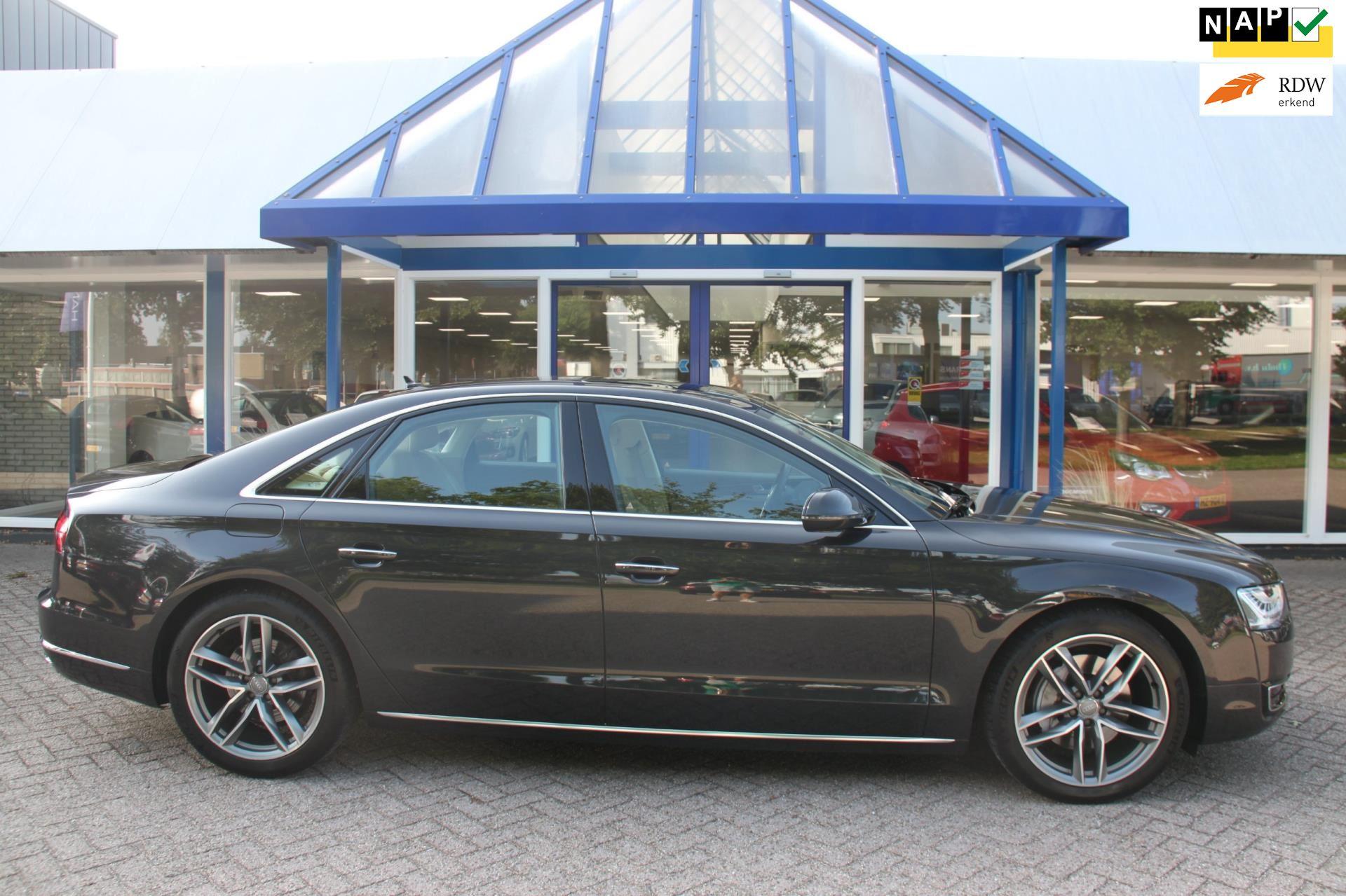 Audi A8 occasion - HDA Wijchen B.V.