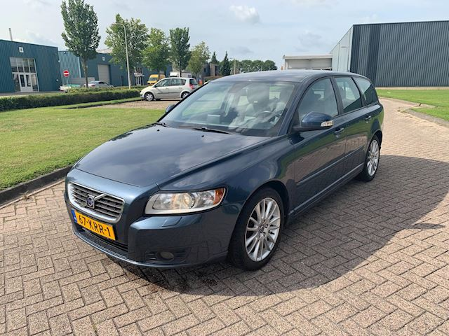 Volvo V50 1.6d edition 2 drive start/stop