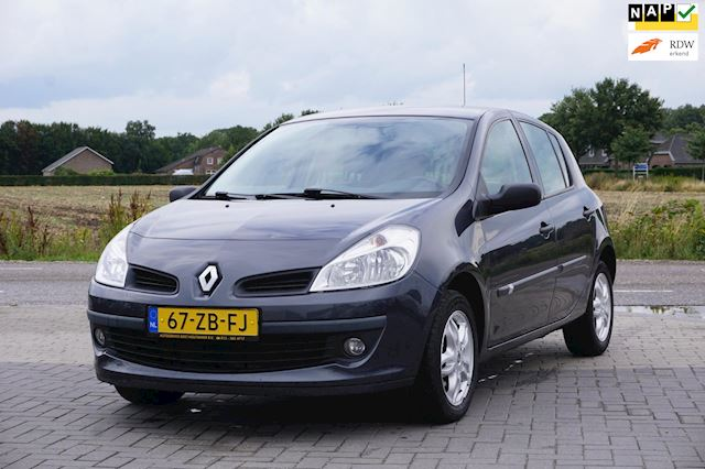 Renault Clio 1.2 TCE Business Line Turbo, 101 PK,  Airco