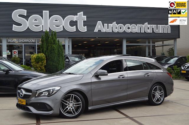 Mercedes-Benz CLA-klasse Shooting Brake 180 AMG Ambition Automaat | Panorama | NAP