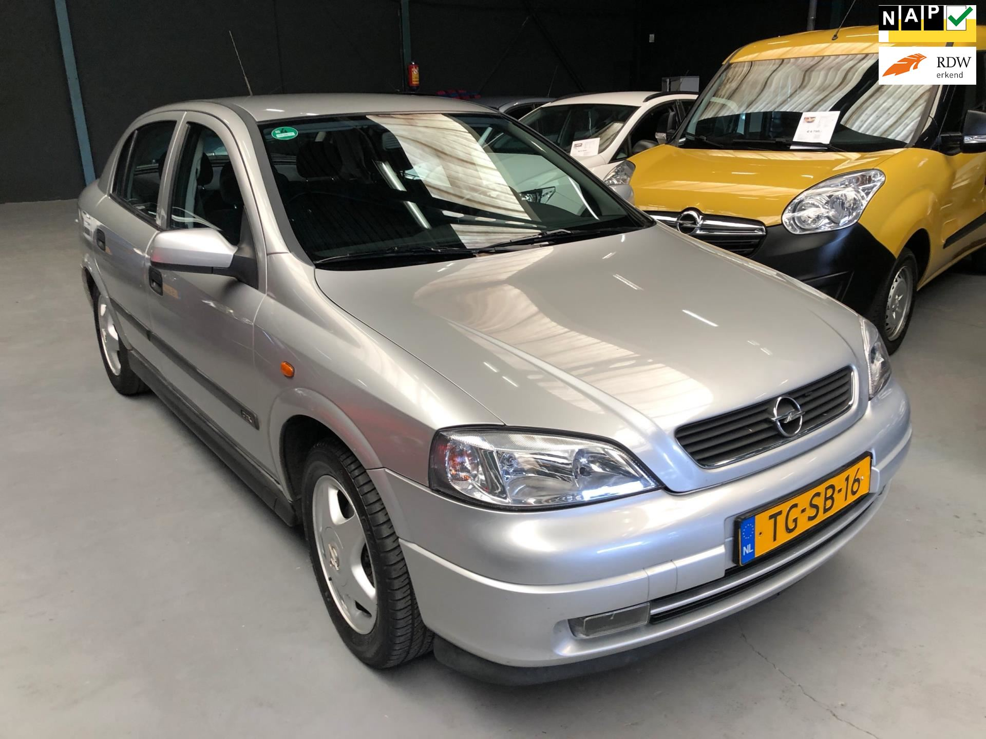 Opel Astra occasion - Rico Cars