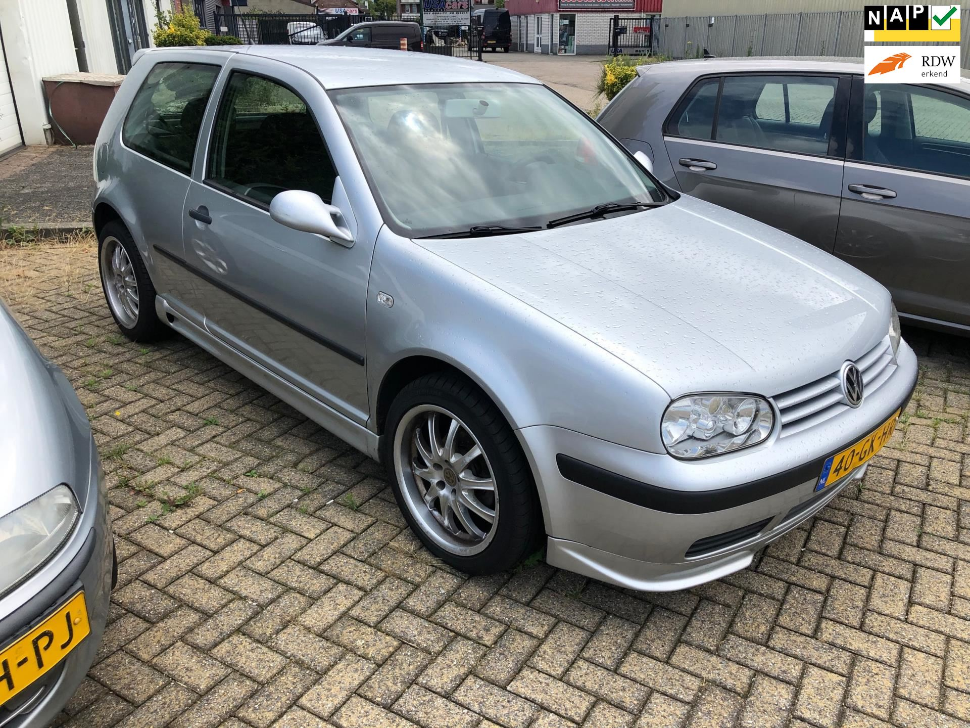Volkswagen Golf occasion - Rico Cars